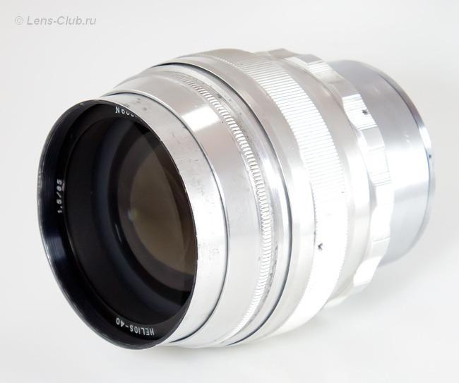 Ống kính Helios-40 85mm f/1 5 | Tuấn Anh Web